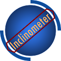 Inclinometer (+Compass) icon