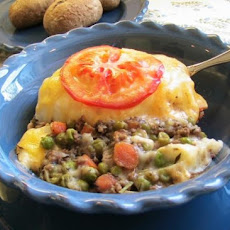English Cottage-Shepherd's Pie With Herbs