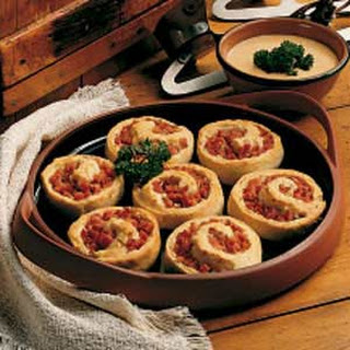 Ham Rolls With Cheese Sauce Recipes