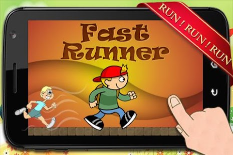 Fast Runner - screenshot