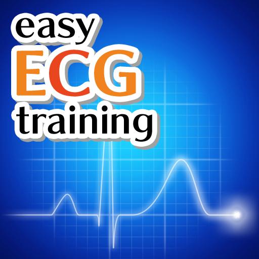 easy ECG training LOGO-APP點子
