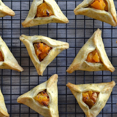 Thanksgiving Savory Hamantaschen