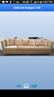 Screenshot of Stylish Sofa Set Designs