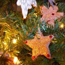 Spiced Applesauce Ornaments I (Non-Edible) Ingredients