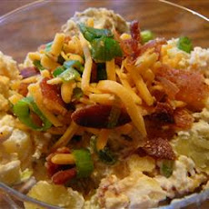 Cheesy Potato Salad