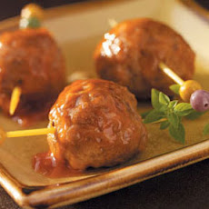 Appetizer Meatballs (pork sausage and ground beef)