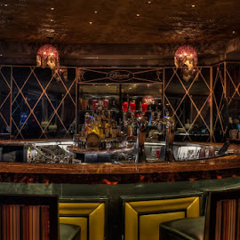 Bound @ Cromwell Las Vegas by Adam Yurkunas - Buildings & Architecture Office Buildings & Hotels ( hdr cromwell las vegas bound bar )