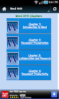 Screenshot of Office 2013 - Study Guide Free
