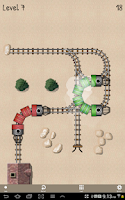 Screenshot of Unblock Train