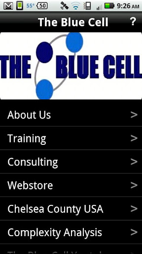 The Blue Cell