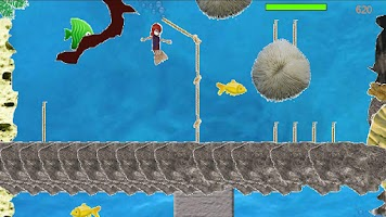 Screenshot of MERMAID TREASURE