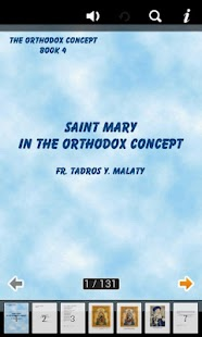 Saint Mary in Orthodox Concept - screenshot