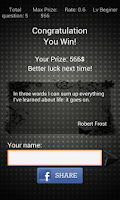 Screenshot of English Challenge Free