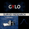 Survey Research Glossary icon