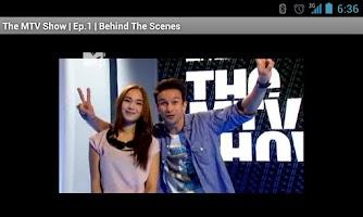 Screenshot of MTV Asia