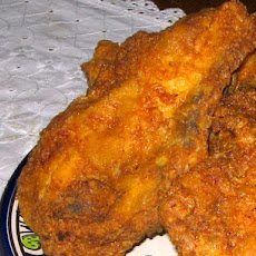 Hometown Buffet Fried Chicken