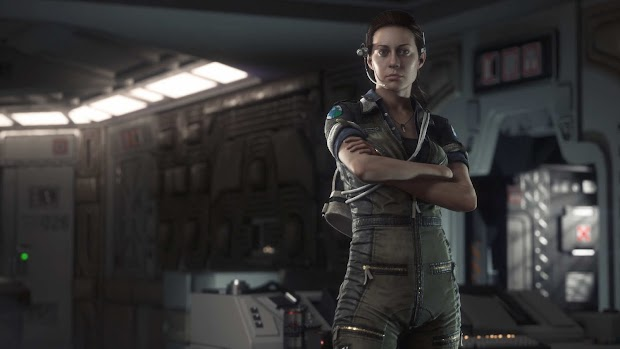 Creative Assembly: Female lead just makes sense for Alien: Isolation