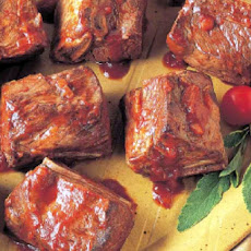 Crock Pot Very Best Beef BBQ