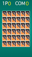 Screenshot of くまモンの神経衰弱