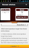 Screenshot of Alkitab+