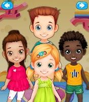 Screenshot of Beauty Salon - Messy Kids