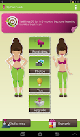 Screenshot of My Diet Coach - Weight Loss