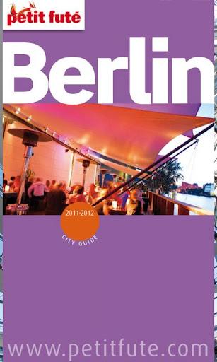Berlin 2012 - Petit Futé