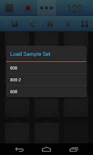 Liquid Loops Drum Machine Free - screenshot