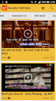 Screenshot of Hat Karaoke Viet Nam