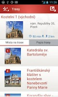 Screenshot of City of Pilsen - Travel Guide