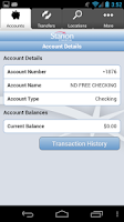 Screenshot of Starion Financial Mobile
