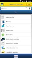 Screenshot of Gerenciador Financeiro