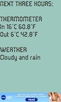 Screenshot of Thermometer (prank)