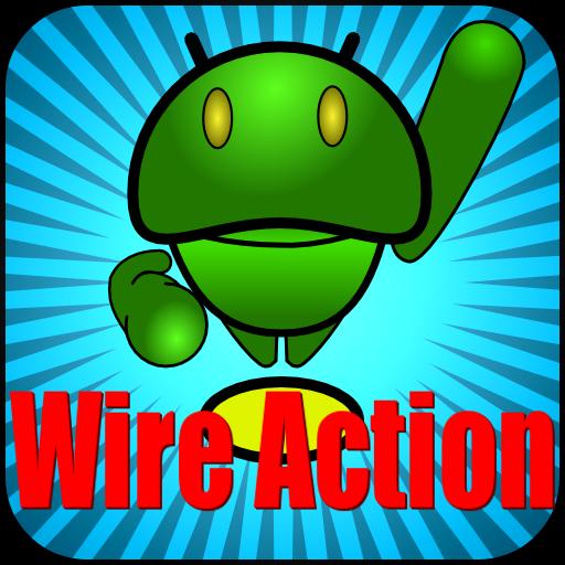 街机のワイヤー クライム LOGO-記事Game