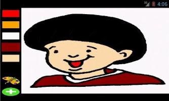 Screenshot of تلوين الصور للاطفال