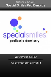 Special Smiles Ped Dentistry - screenshot