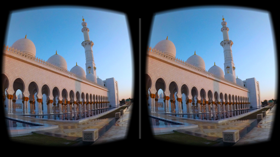 UAE VR screenshot for Android