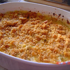 Something Different Green Bean and Corn Casserole