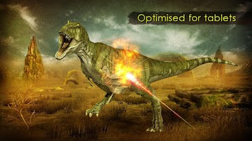 Screenshot of JURASSIC HUNT 3D