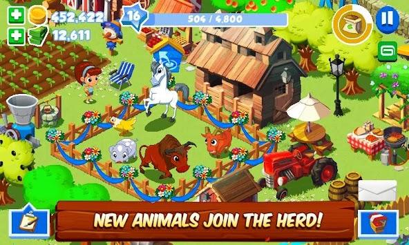 Green Farm 3 apk screenshot