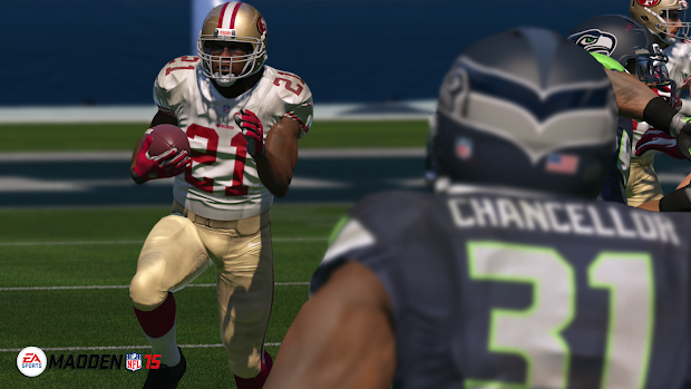 """Madden 15 to live up the """"D"""""""