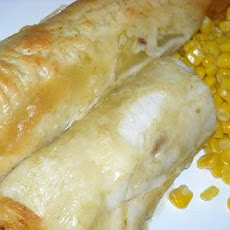 Quick and Easy Chicken Enchiladas