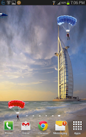 Screenshot of Burj Al Arab Live Wallpaper
