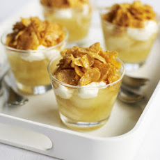Apple & Cornflake Pots