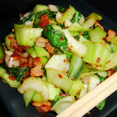 Bacon-y Bok Choy