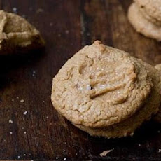Three Ingredient Peanut Butter Cookies