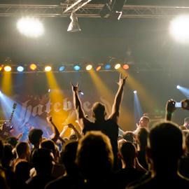Hatebreed Event - Audience by Stefan Stevanovic - News & Events Entertainment ( concert, humanity, society, belgrade, beograd, rock, punk, newyork, people, new, metal, oldschool, hardcore, event, serbia, dob, york, dom omladine, crowd, hatebreed )