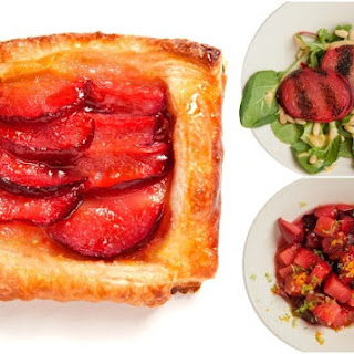 3 Pluot Recipes
