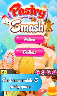 Pastry Smash - screenshot