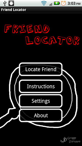 Friend Locator Prank